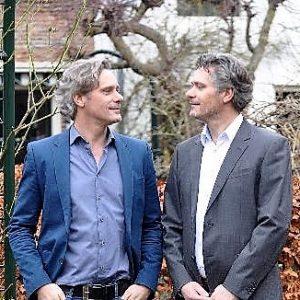 Gert en Henk Westerveld