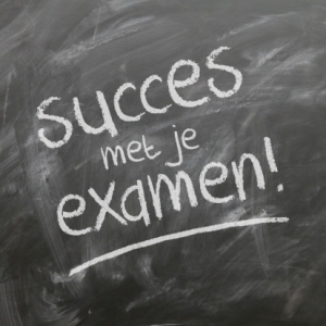 tips voor het examen